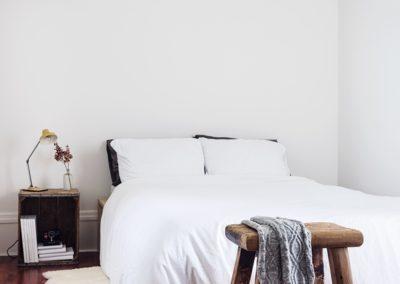 El dormitorio de Carlos