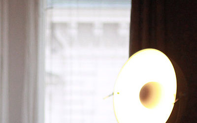 Lámparas vanguardostas